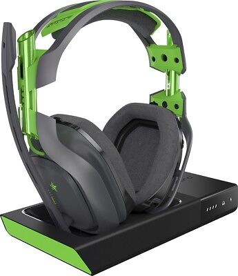 Astro - A50 Wireless Dolby 7.1 Surround Sound Gaming Headset for Xbox One - Used