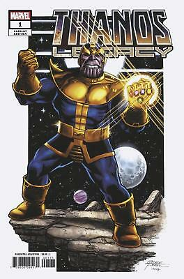Thanos Legacy 1 Cosmic Ghost Rider Variant Shaw Donny Cates 2018 NM+ 9/5
