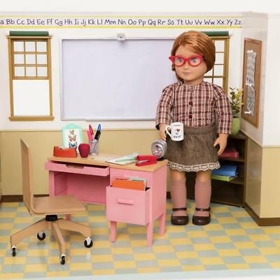 Our Generation School Room Awesome Academy Playsets Lights And Sounds 92 Items