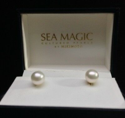 Jewelry Mikimoto Pearls