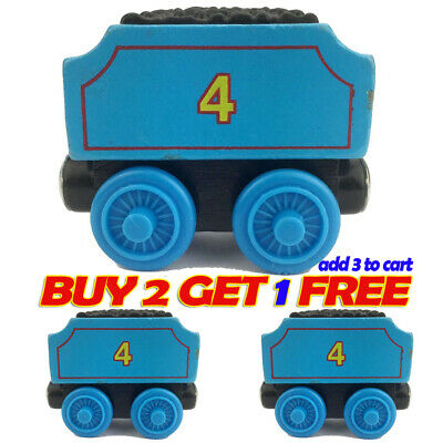 Gordon's No.4 tender The Tank Engine Wooden Magnet Connet Railway Train Toy Car