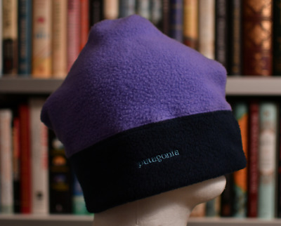 54295bc7100 VINTAGE PATAGONIA SYNCHILLA Alpine Hat size  large Made in the USA ...