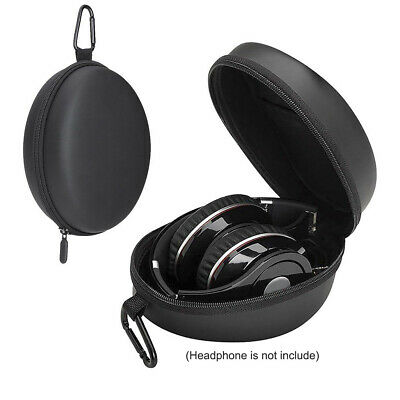 Travel Portable Carrying Hard Storage Case Box For Foldable Headphone Headset