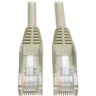 147 2 packs Boot Type: Booted Gray Ethernet Cable Length 100 ft Connector Type: RJ45-8P8C