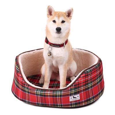 Bed Soft Puppy Pet Dog Cat Mat House Warm Kennel Blanket Small Nest Medium Pad