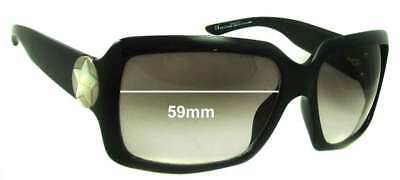 SFX Replacement Sunglass Lenses fits Yves Saint Laurent Classic II 59mm Wide