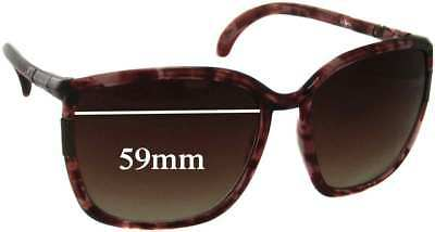 df2aee3f5a SFX REPLACEMENT SUNGLASS Lenses fits Le Specs Band Wagon - 51mm wide ...