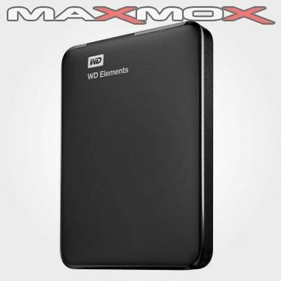 "WD Elements Portable 1000 GB Festplatte 6,4cm (2,5"") 1TB USB 3.0 WDBUZG0010BBK"