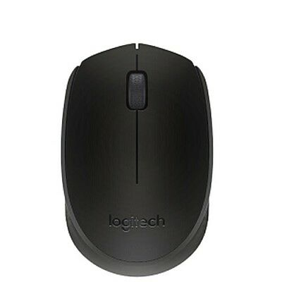 Logitech B170 Wireless Mouse kabellos PC Computer Laptop Maus optisch drahtlos