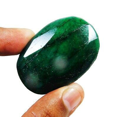 Natural 225.00 Ct Beautiful Oval Cut Colombian Emerald Loose Gemstone. 9052 m