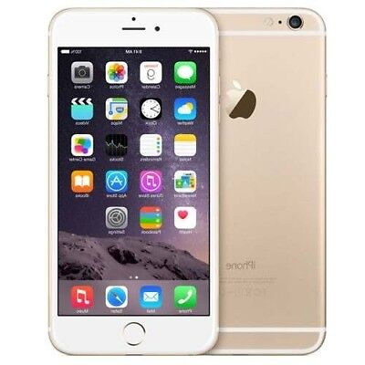 Movil Apple iPhone 6s A1688 64GB Libre Dorado Sin Huella Digital | A