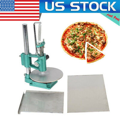 7.8inch Household Pizza Dough Pastry Manual Press Machine Pasta Maker