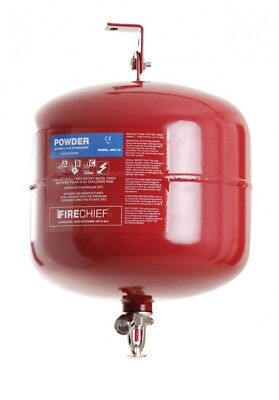 10kg Powder Automatic Fire Extinguishers (APS10)