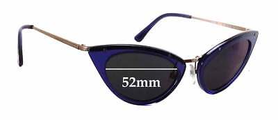 2bb15cb875 SFX REPLACEMENT SUNGLASS Lenses fits Toms Yvette Summer Pineapple ...