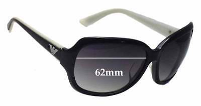 SFX Replacement Sunglass Lenses fits Dirty Dog Big Dog 65mm Wide