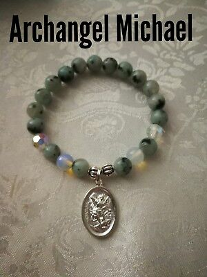 Code 295 Jasper Infused Archangel Bracelet Doreen Virtue Certified Practitioner