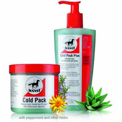 Leovet Cold Pack Plus Soothe Swelling 3 sizes available - Horse/Pony First Aid