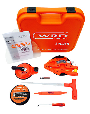 WRD Spider 002S Kit 300 K Auto Glass Removal Tool