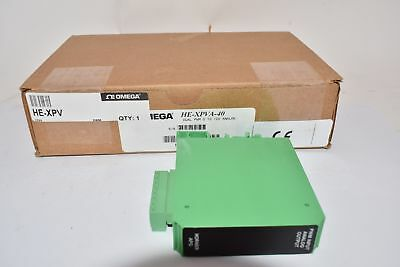 Omega Signal Conditioner For PLC HE-XPVA-40 Dual PWM 0-10 mA Analog