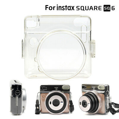 For Fujifilm Instax SQUARE SQ6 Film Instant Camera Carrying Bag Cover Case Shell