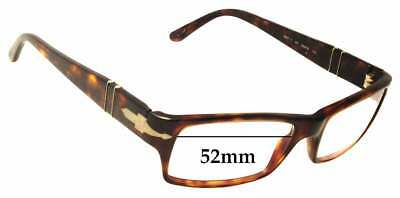 SFx Replacement Sunglass Lenses fits Persol 2857-V - 52mm wide