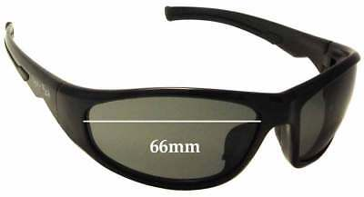 9bae5f7f492f SFX REPLACEMENT SUNGLASS Lenses fits Nike Interchange Square - 66 mm ...