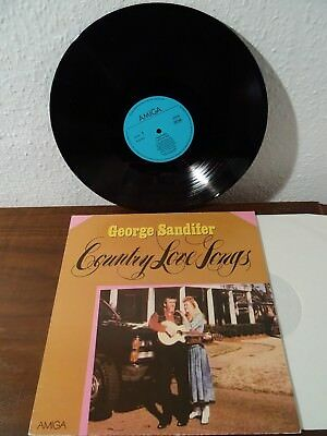 George Sandifer Country Love Songs 1989 Schallplatte Vinyl LP