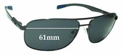SFX Replacement Sunglass Lenses fits Revo 3014 61MM Wide