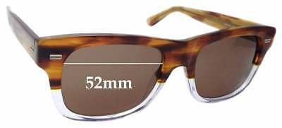 277476b5ad SFX REPLACEMENT SUNGLASS Lenses fits Gucci GG1078 S - 52mm Wide ...