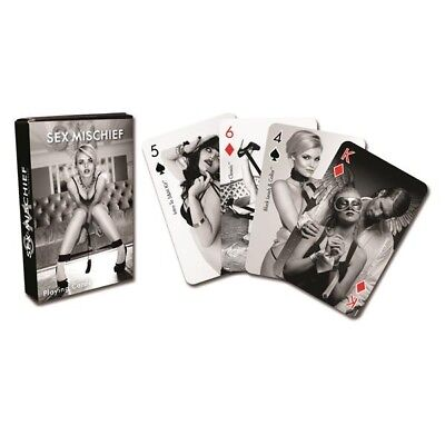 S&M 52 Playing Cards