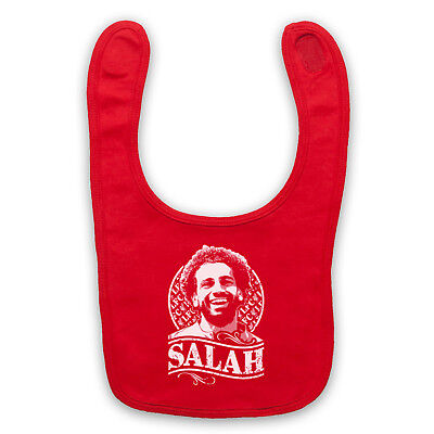 Liverpool Unofficial Mohamed Mo Salah Tribute Egypt Baby Bib Cute Baby Gift