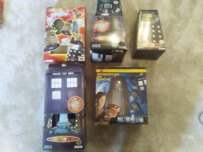Doctor Who - Easter Egg Boxes - 2006-2013