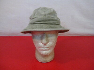 "WWII Era USMC Marine Corps M1941 HBT ""Daisy Mae"" Cap or Hat - Estimated Size 7"