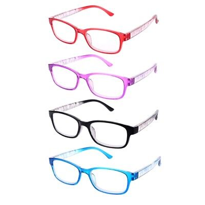Fashion Reading Glasses Women Men Ultralight Anti Fatigue Presbyopic Eyewear