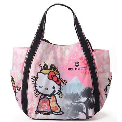 d692a1a098 Sanrio Hello Kitty tote bag Mothers bag free shipping Japan New ...