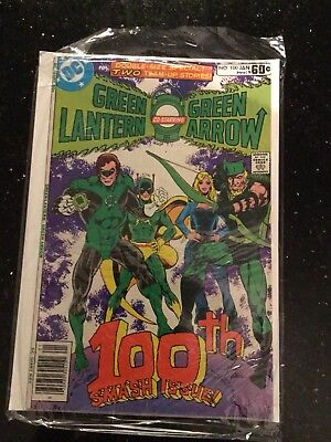 (GREAT CONDITION) Green Lantern NO. #100 Smash Issue!