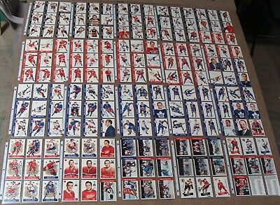 300+ '60s HOF autographs on Parkhurst Missing Link/Tall Boys/66-67 sets