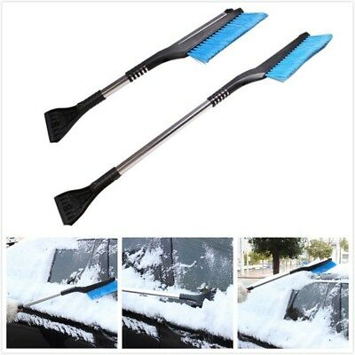 Large Car Vehicle Winter Snow Ice Scraper Snow Brush Shovel Removal Tool New GL
