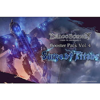 Dragoborne: Rise to Supremacy - Surge of Titans Booster Display (20 Packs) - EN