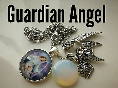 Code 307 Guardian Angels your protector n guide Holy Communion Confirmation Gift