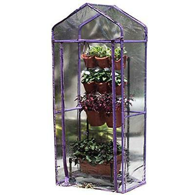 Green House For Mobile Wall,Violet