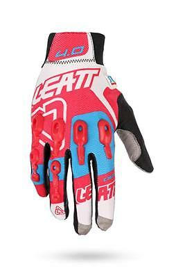 Leatt Glove DBX 4.0 Lite White-Red mtb motocross