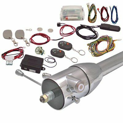 White One Touch Engine Start Kit with RFID and Remote Keep It Clean KICHFS1502W