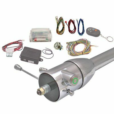 One Touch Engine Start Kit and Remote - Green Keep It Clean KICHFS1501G custom