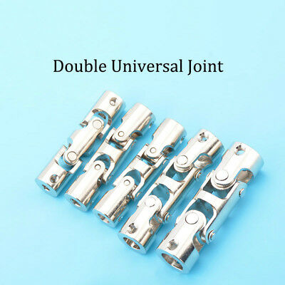 Rc Model Car Cardan Joint Gimbal Couplings Double Universal Joint 4/5/6/8/10mm