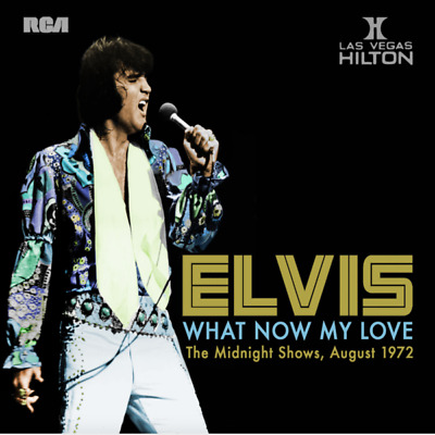 Elvis Presley -  WHAT NOW MY LOVE - FTD 2x CD Set - New & Sealed - PRE ORDER
