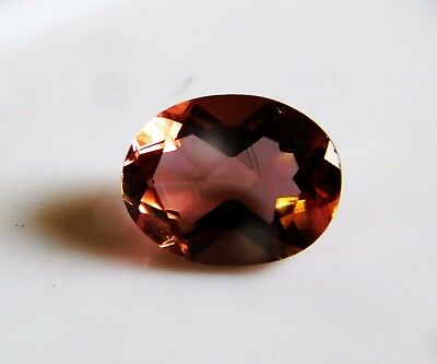 3.00 Ct Natural Oval Color Change In Sunlight Alexandrite Loose Gemstone. 9205 Q