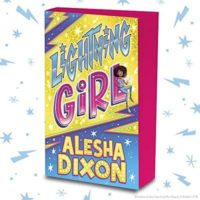 Lightning Girl by Alesha Dixon New Paperback Book