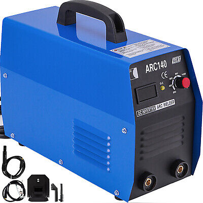 ARC140 140 Amp IGBT DC Inverter Welder MMA/Stick Welding Machine 110V Digital