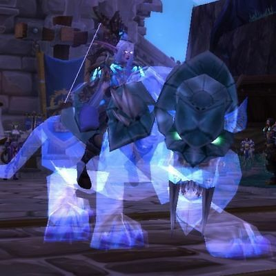 WORLD OF WARCRAFT TCG Mounts for Sale Including Reins of the Spectral Tiger!